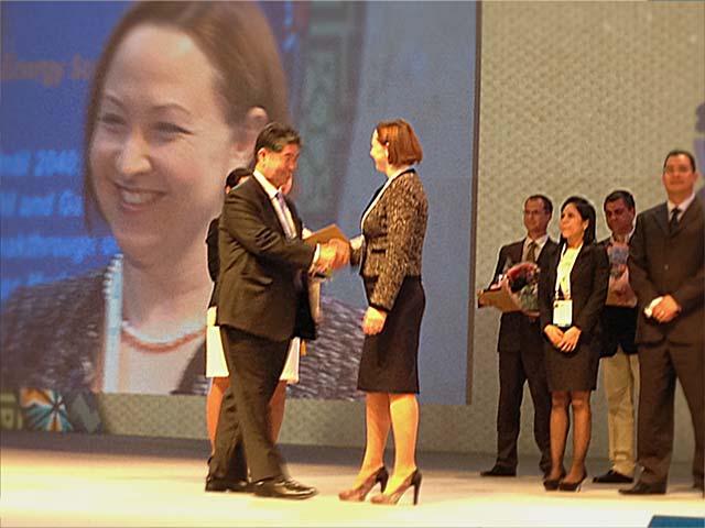 Мировой Энергетический Конгресс в Тэгу